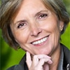 A smiling older woman - Dental Bonding