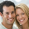 Smiling couple - Cosmetic Dentistry