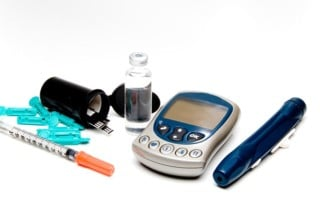 Diabetic equipment